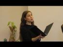 Выступление Нины Григорьевны