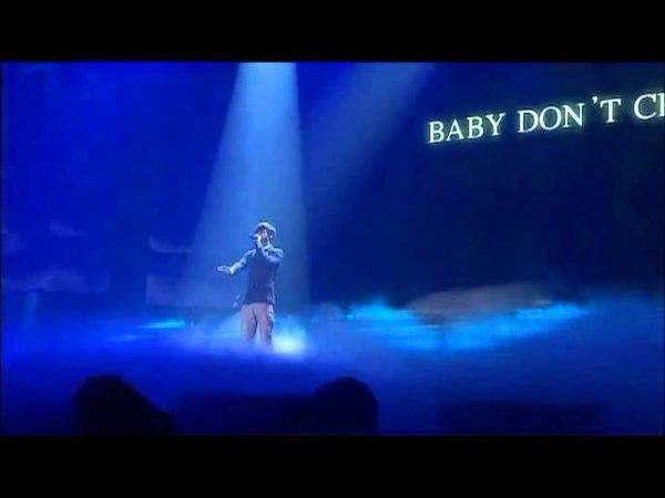 Daesung (BIG BANG) - Baby Don't Cry - BIG SHOW 2011