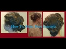 Beru's Hairstyle Attack of the Clones~Easy