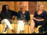 Meryl Streep and Amanda Seyfried on The View (1/2)