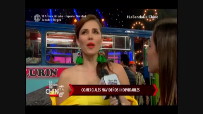 Nota de Manuela Camacho - Comerciales Navideños Inolvidables