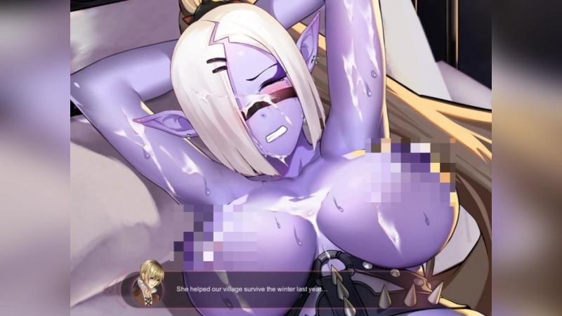 Sex games novels Mirror bad end Daisy | Плохая концовка Дейзи из эротической новеллы Mirror [18]