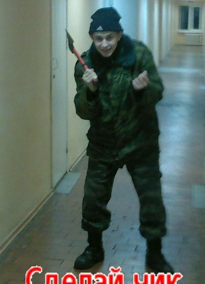 Миша Медведив, 3 декабря 1997, Тамбов, id191270164