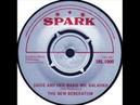 The New Generation – Sadie and Her Magic Mr. Galahad ( 1968, Psych Pop, UK )