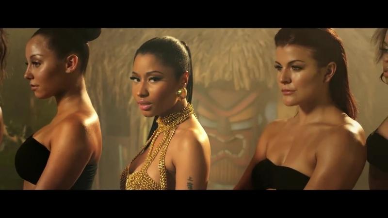 Nicki Minaj - Anaconda » Freewka.com - Смотреть онлайн в хорощем качестве
