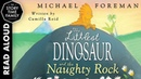 The Littlest Dinosaur and the Naughty Rock | Read Aloud Stories for Kids