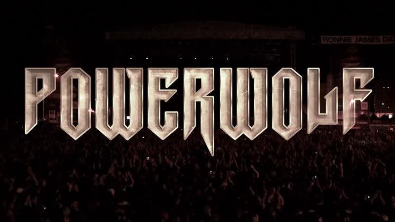 Powerwolf — Masters Of Rock 2015 Show