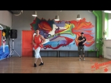 SALSA men style от Сергея Бобкова _ Республика 23.06.2018