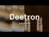 Slot into fabric 76 Deetron