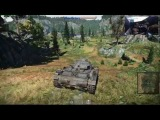 Стрим наземки  War Thunder ! Танки Вар Тандер на игромире  2013
