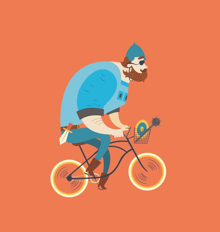 Афиша Ульяновск На работу на велосипеде! Ульяновская область