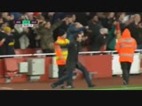 Love this guy.....our manager his passionate reaction is great