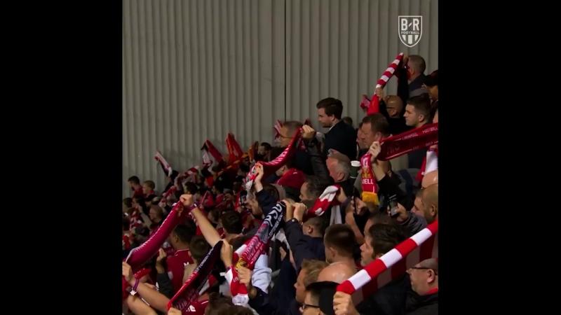 Liverpool VS PSG - Enfield