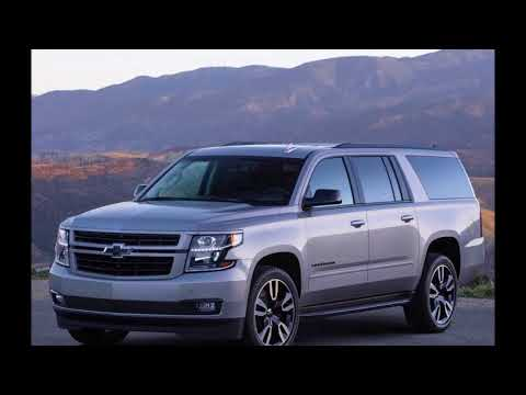 Chevrolet Suburban RST Performance Package 2019