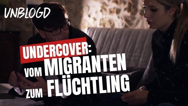 Unfassbar! NGO hilft Migranten mit Lügen über die Grenze Borderless