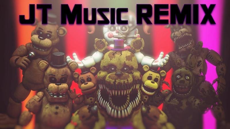 TJOC FNAF RAP REMIX by JT Music SFM Animation (Last FNAF Animation on This Channel)