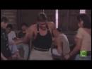 Van Damme dances Brother Louie.