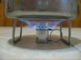 Fornello ad alcohol # 5 - Alcohol stove - Il Mini-Micro