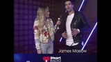 James Maslow at the 2018 iHeartRadio Music Awards