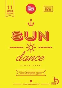 11/07 SUNDANCE'14 @ IBIZA beach
