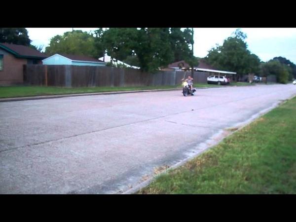 HRBs FTW Ride Away