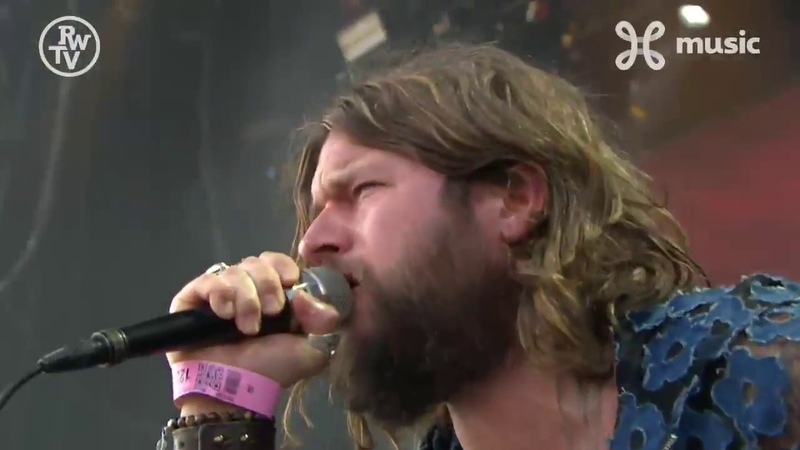 Rival Sons - Secret (Live At Rock Werchter 2018) HD (Livestream)