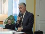 Олег Овчинников, доклад. Столыпинский клуб. Архангельск