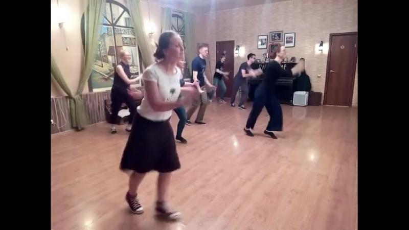 Соло-джаз в Swing Time Омск