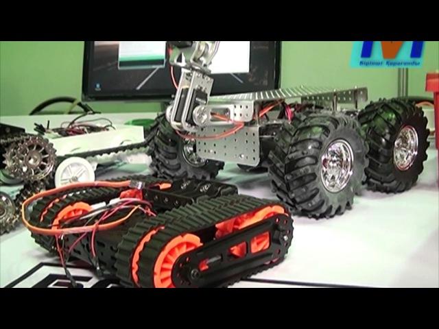 В Караганде прошел третий международный фестиваль робототехники RoboLand-2017