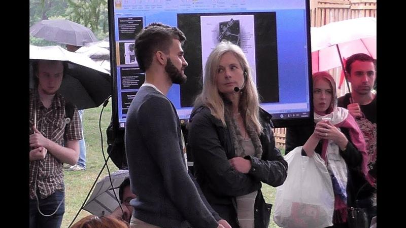 Лиза Рэндалл Темная материя и динозавры: удивительная взаимосвязь Вселенной Geek Picnic 2018
