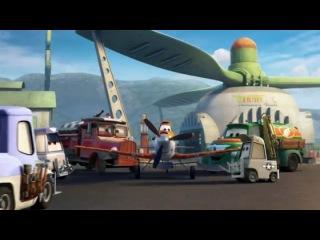Самолеты/ Planes (2013) Промо-трейлер