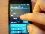 Увеличение громкости на телефоне ZTE V 807