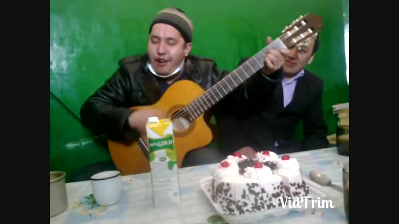 Антон Увангур Салгалдар Тувинское горловое пение хоомей
