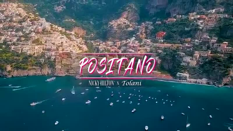 Positano Nicky Hiltons Travel Diary