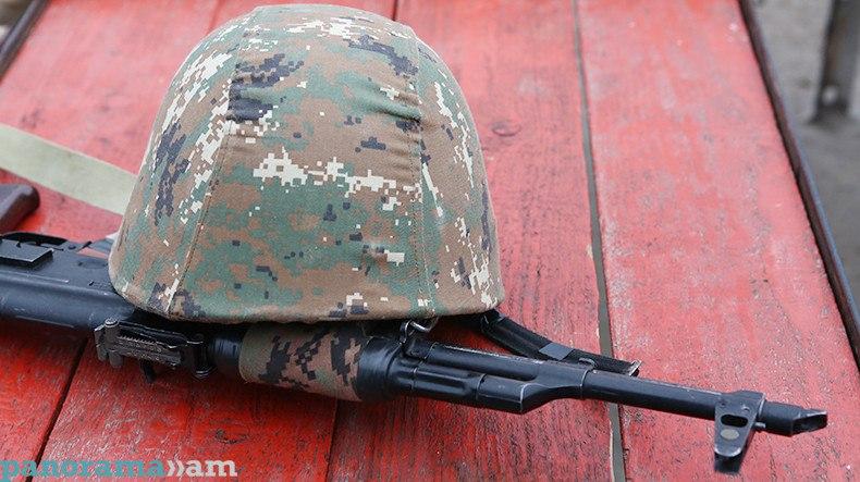 Вследствие взрыва мины погиб военнослужащий АО Армении Руслан Манукян