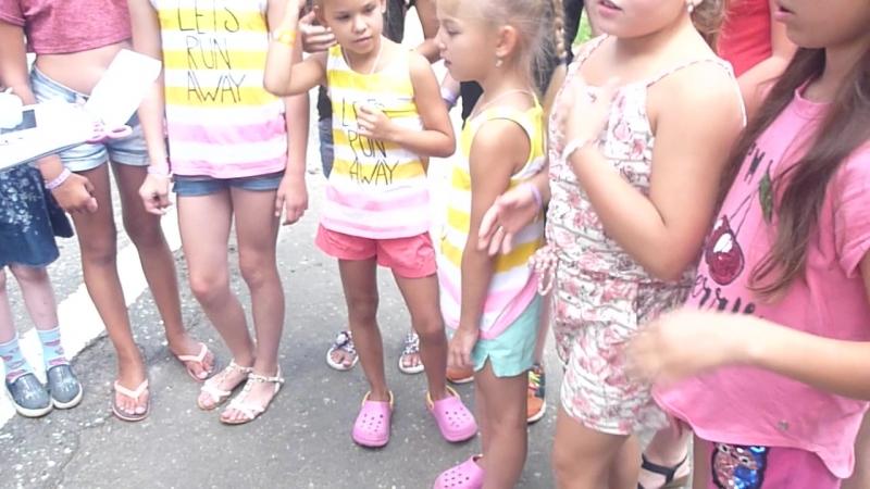 5-е Детские сборы по ORIENTAот Танцевального клуба Амира, г. Н.Новгород, июль 2018, КВЕСТ!