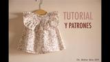 Conjunto blusa y falda parte 2 aprender a coser la blusa (patrones gratis)