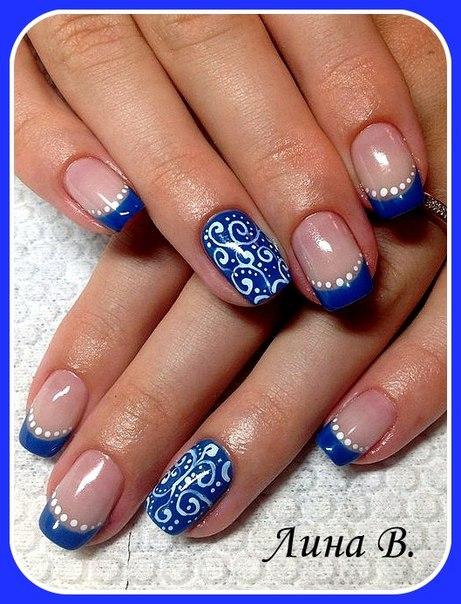 Vogue Nails Гель-лак Розовая пудра
