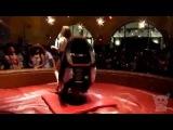 Сексуальная девушка. Механический бык. Танец на быке. Секс. (Девушки №13)