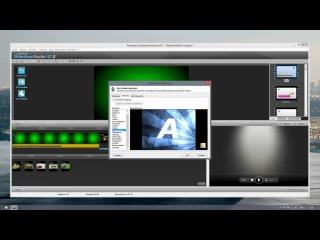 Создание слайдшоу в программе Slideshow Studio HD2