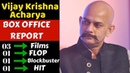 Vijay Krishna Acharya Box Office Collection Analysis Hit and Flop Movies List