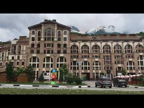 Курорт Горки Город, Сочи