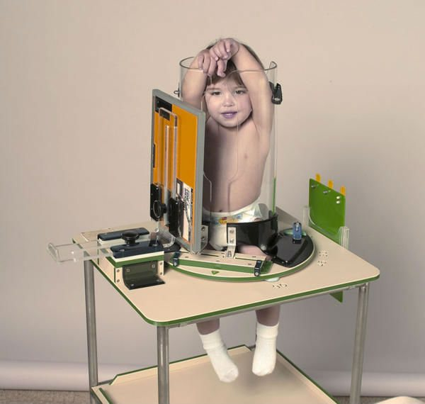 Как делаю рентген деткам
