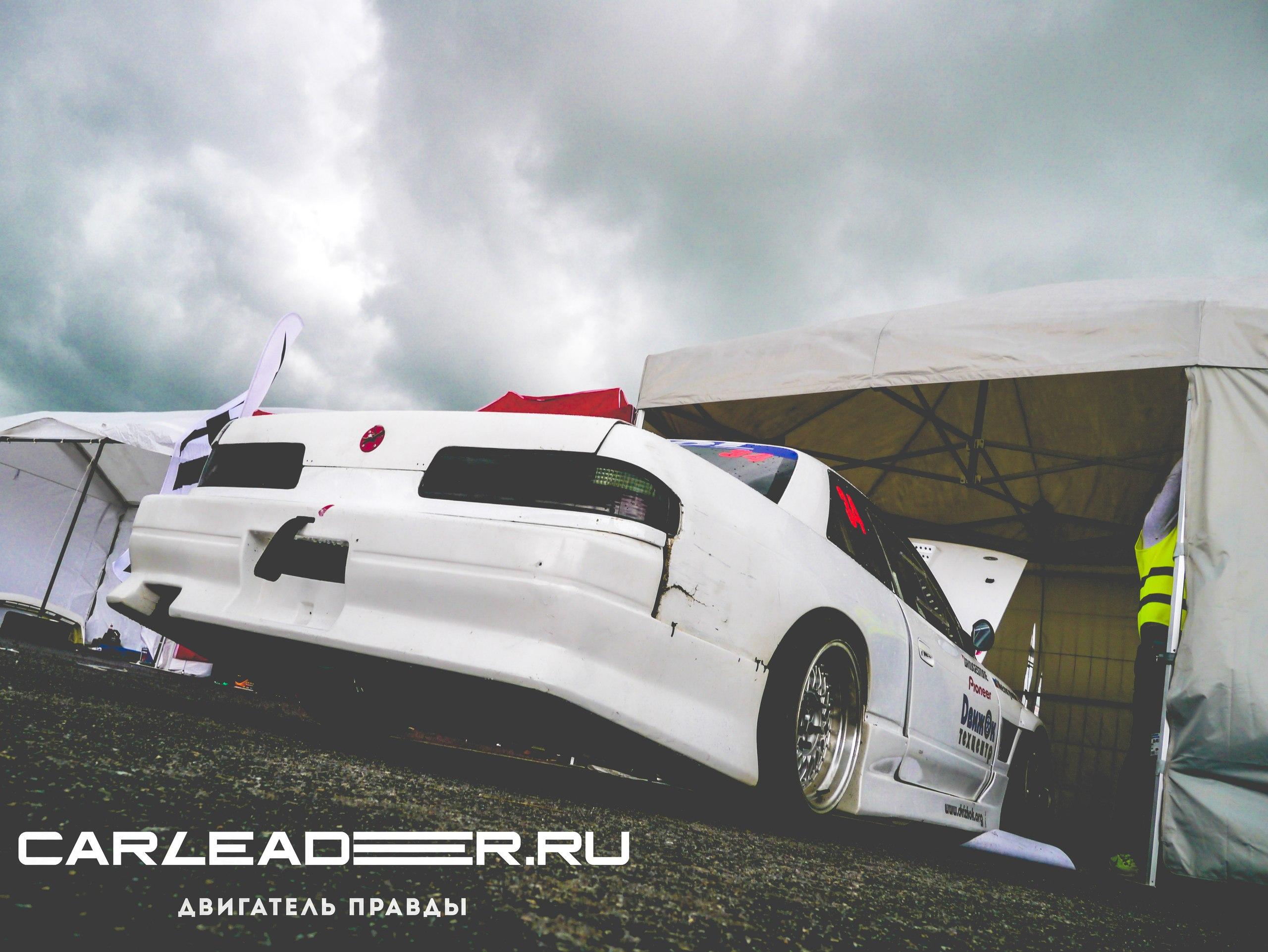 Nissan Silvia S13 Мелкумян Кар лидер вирусное фото