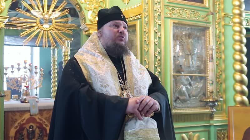 Слово митрополита Ферапонта в день памяти прп. Макария Писемского