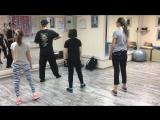 Hip Hop для детей в Тушино. БЕРКАНА