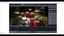 ЭТО Артём Конник REAPER Перевод VSTi Барабанов из MIDI в AUDIO Multitrack