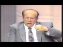 Marilyn Monroe's First Husband James Dougherty interviewed on talk show 1992