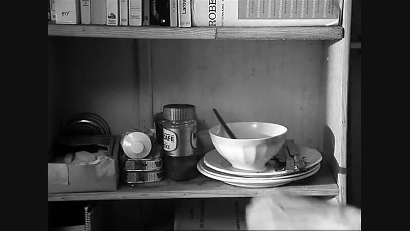 Человек, который спит / Un homme qui dort (1974) Режиссер: Бернар Кейзанн / драма