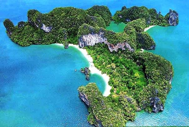 Острова паттайи island pattaya